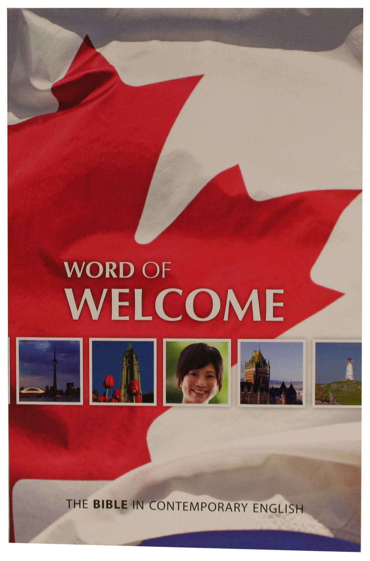 Word of Welcome Bible Cover