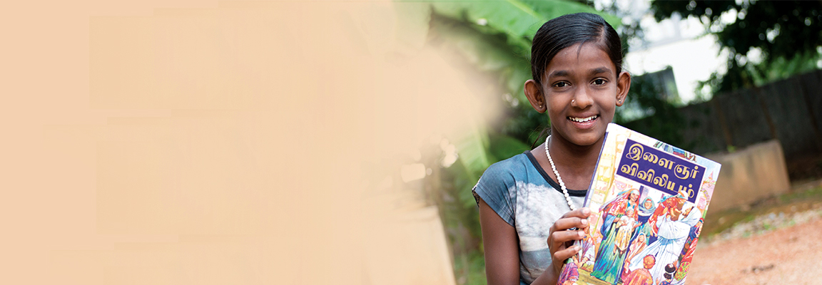 God's Word for Children in India